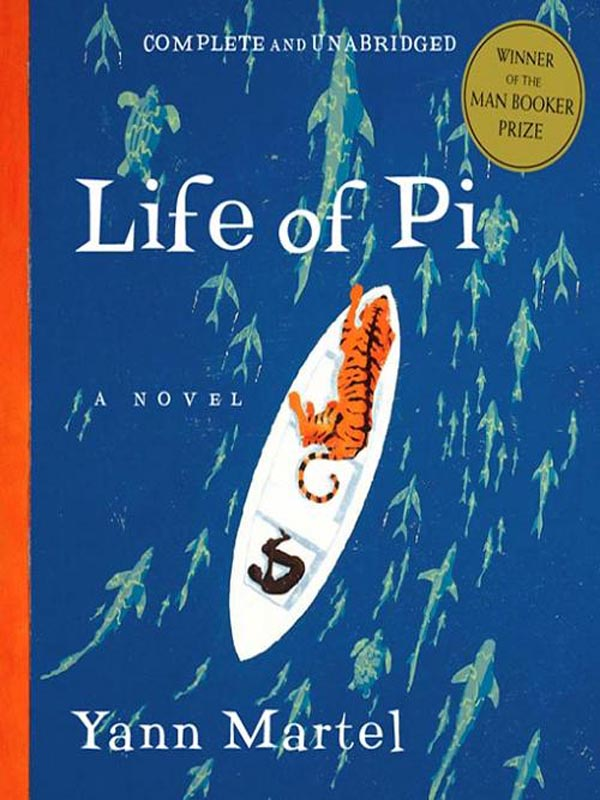 Image result for life of pi book